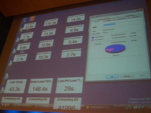 test de rendimiento en windows vista beta 2