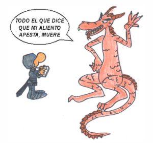 dragón: