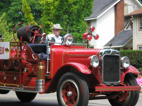 Old Fire Truck