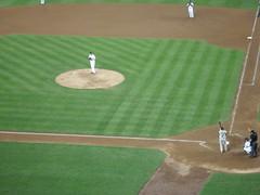 1. Inning - 5 Punkte für die Mets