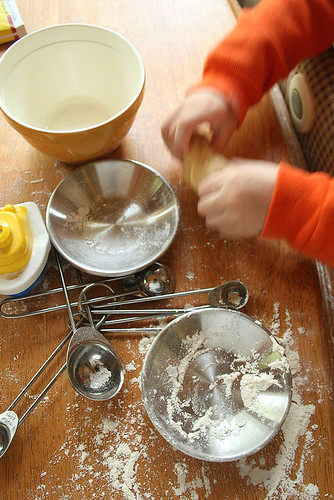Challah Project: Baking with your kids - 17