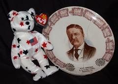 Teddy Bear and Teddy   Roosevelt