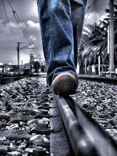 Na linha