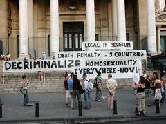 depenalise homosexuality