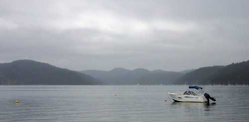 Porto Bay from Bradleys Bay Dangar Island