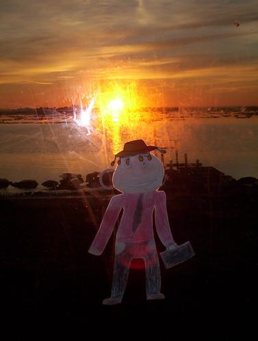 Stanley's last sunrise