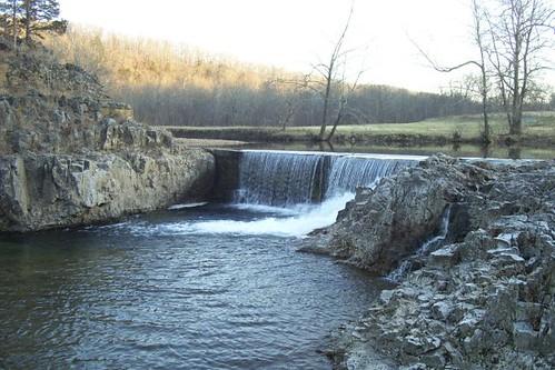 Dillard Mill Falls