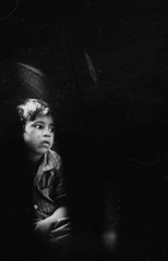Street Child, Bombay photo by Ran Chakrabarti