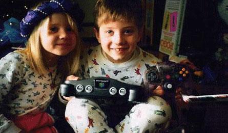 Los N64 Kids ya un poco más calmaditos