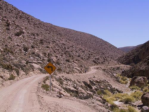 bolivia road