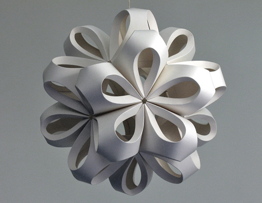 richard sweeney, paper sculpture