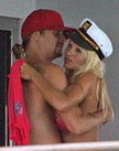 Pamela Anderson and Kid Rock wedding
