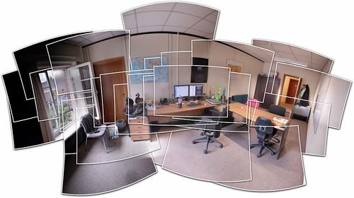 Bureau - panorama