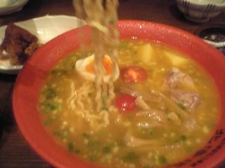515 北海道 スープカレーラーメン