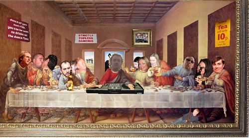 Luke's Last Supper