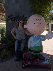 Charlie Brown And Friend
