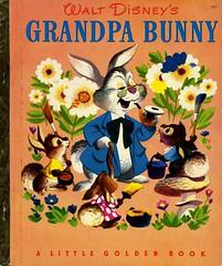 Walt Disney's Grandpa Bunny