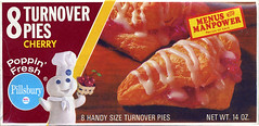 Pillsbury Turnover Pies box