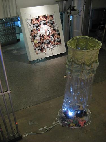 Pedro Velez & Maria Saldana / Kunstfascion at LMCC 15 Nassau Street