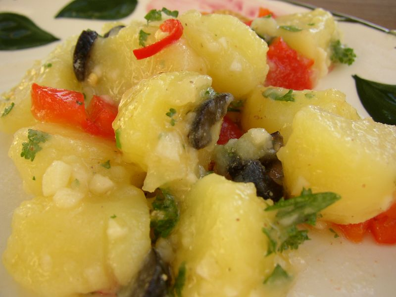Event: Summer Salad - Lemon Potato Salad