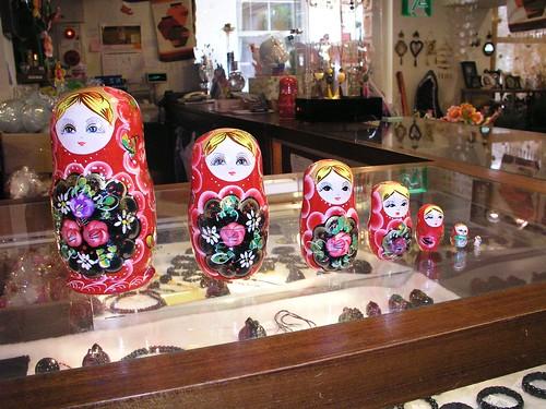 俄羅斯娃娃@劍湖山世界紀念品店