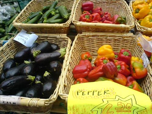 Templebar's Organic Market