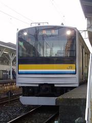 鶴見線205系(T14) 鶴見小野