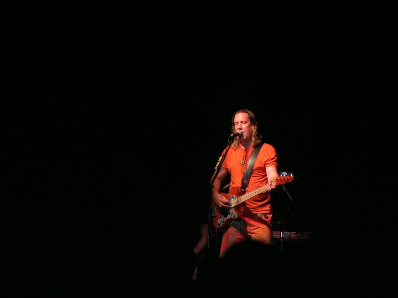 Brian Ritchie - Violent Femmes - Oregon State Fair