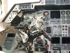 Hawker Cockpit