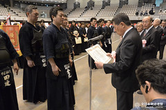 The 20th All Japan Women's Corporations and Companies KENDO Tournament & All Japan Senior KENDO Tournament_067