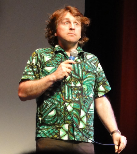 Milton Jones at York