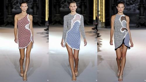2012 Stella McCartney 春夏巴黎時裝週11