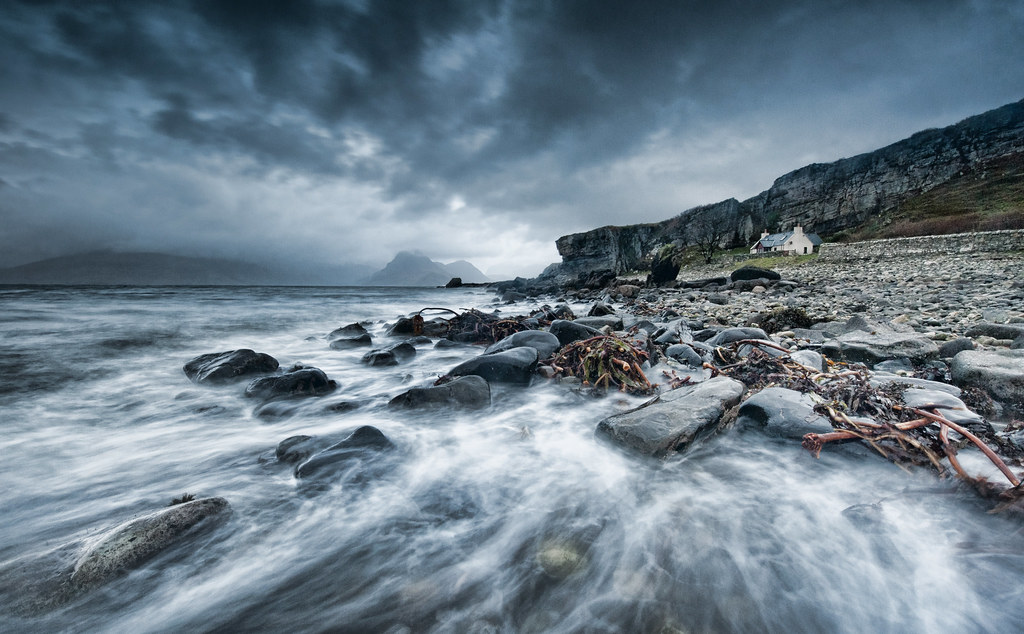 Elgol, towards the Cuillins photo by wilsonaxpe