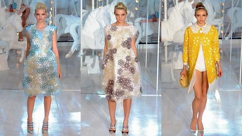 2012 Louis Vuitton 春夏巴黎時裝週10