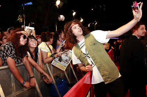 Wolfmother 2009 MTV Australia Awards, Sydney NSW