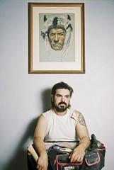 Jesse - Portrait photo by Carl W. Heindl