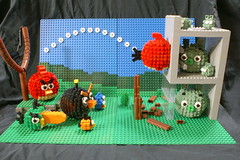 Angry Birds Display (Final) photo by SavaTheAggie