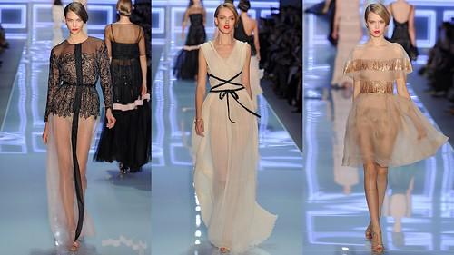 2012 Christian Dior 春夏巴黎時裝周1