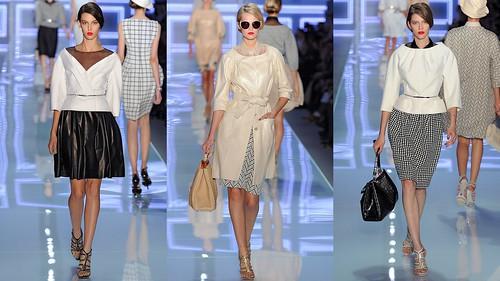 2012 Christian Dior 春夏巴黎時裝周2