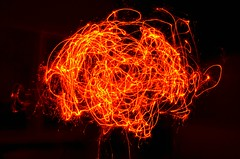 Sparklers! photo by MentalBloc16