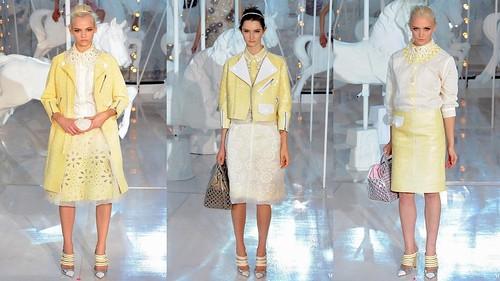 2012 Louis Vuitton 春夏巴黎時裝週7