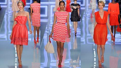 2012 Christian Dior 春夏巴黎時裝周6