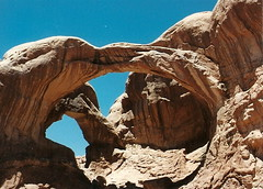 Double Arch, Arches National Park, Utah photo by T Martin2010