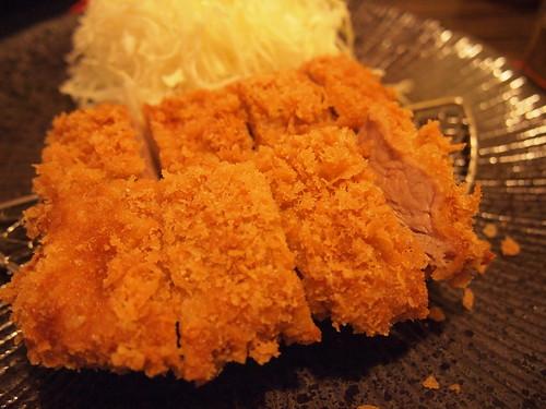 20111112 勝田日式豬排專門店@台北