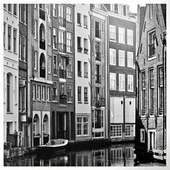 Black & White Amsterdam photo by Jeison Spaniol