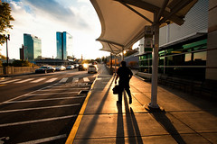 The pedestrian - II photo by Catch the dream