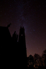 Galaxy over Booton photo by jammo s