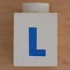 Lego Letter L