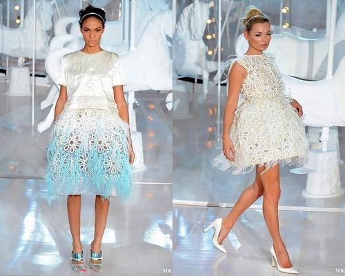 2012 Louis Vuitton 春夏巴黎時裝週12