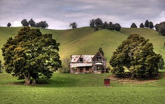 Old house, Wai-iti, Nelson, New Zealand photo by brian nz